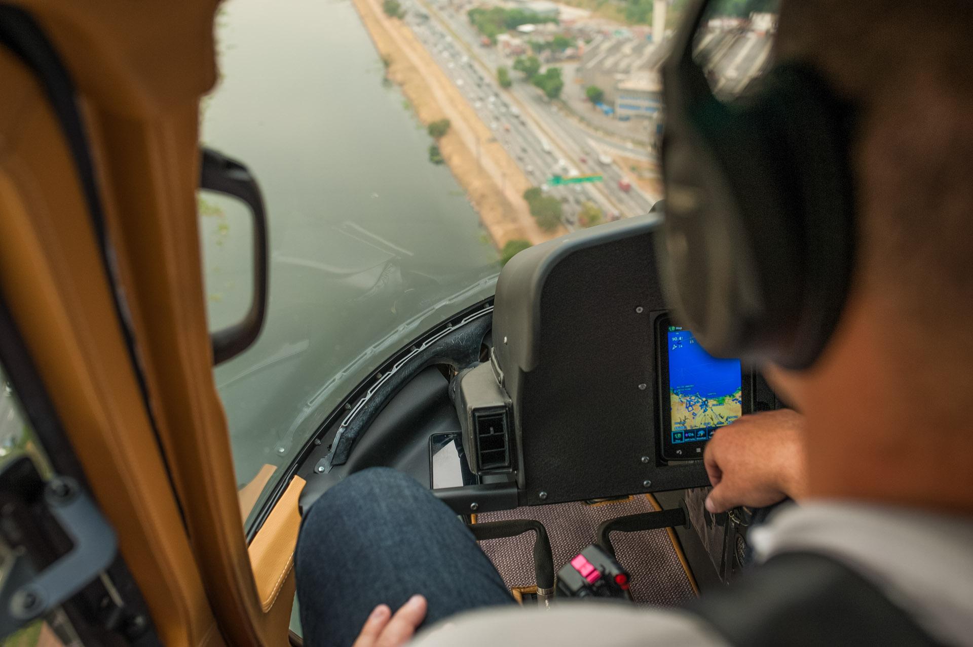 aeroinspeção de cargas